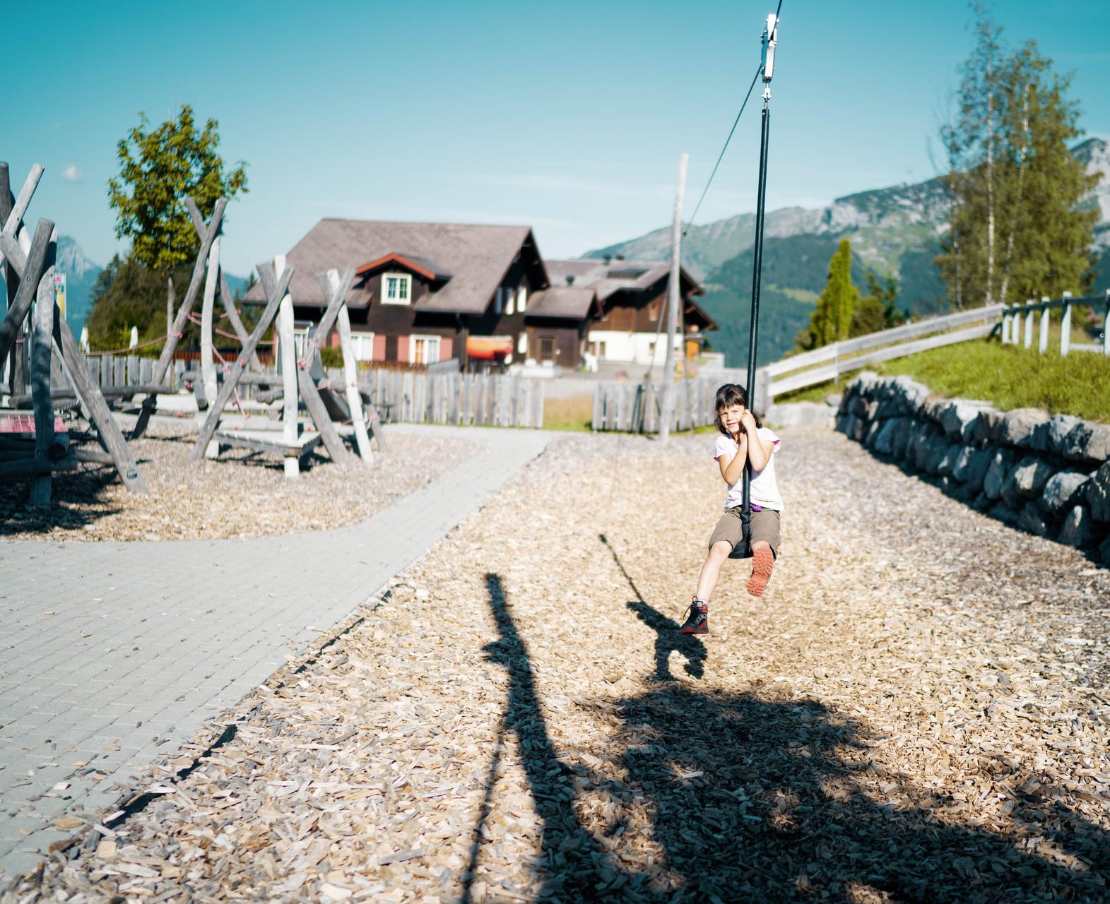 Spielplatz Arvenbüel